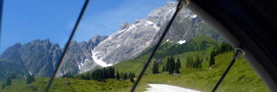 Zu den Widdersbergalmen 1525 m