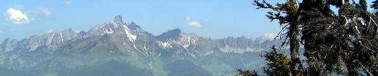 Auf den Roßbrand & nach Zauchensee