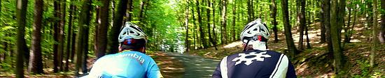 2. Ausfahrt – Steirische Hügeltour