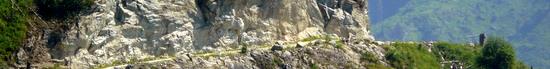 Auf die Salzburgerhütte bei Kaprun (Wüstlau -Trail)