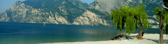 Lago Biking am Gardasee