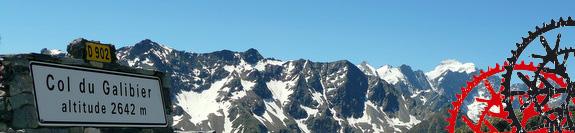 Col du Galibier – der Pass mit der grandiosen Bergkulisse