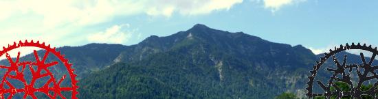 Rund ums Fellhorn bei Waidring in Tirol