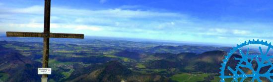Sonnige Wanderung über'n Ochsenberg zum Eibeck