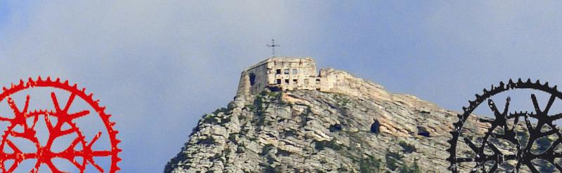 Zum Beobachtungsposten Spitz Verle (Cima Vezzena)