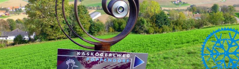 Bike & Hike  – zu Fuß Kaskögerlwegrunde – Zufahrt per Rad