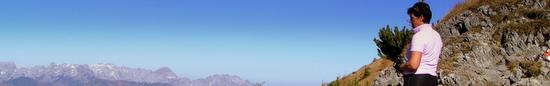 Vom Sattelbauer zum Lackenkogel 2051 m