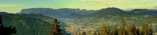 Die Bräualm -Schleife 1400 m