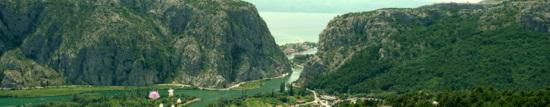 7. Tag Festland – Baska Voda – Cetina – Omis