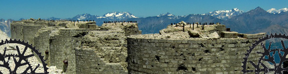 Auf den Mont-Chaberton – 3130m