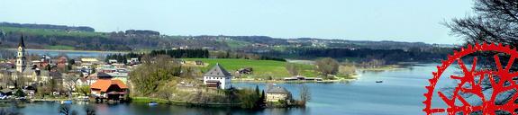 Mit dem Rennrad über Maria Plain ins Salzburger Seengebiet