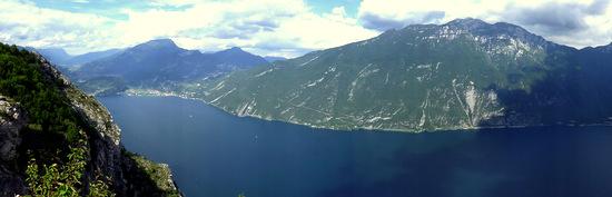 Lago Biking am Gardasee II
