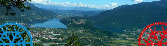Rund um den Levico- & Caldonazzosee im Trentino (Valsugana)